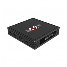 Андроид ТВ приставка M96-H 4/32 Гб