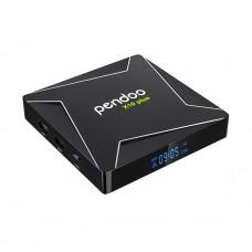 Андроид ТВ приставка Pendoo x10 plus 2/16 Гб