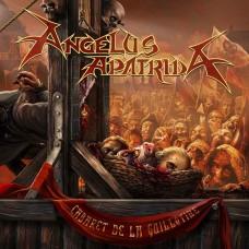Angelus Apatrida – Cabaret De La Guillotine 2018 LP+CD (19075840971)