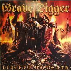 Grave Digger – Liberty Or Death 2006/2020 LP (MV0256-V)