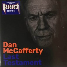Виниловая пластинка Dan McCafferty – Last Testament 2019 (0214201EMU)