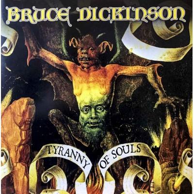 Bruce Dickinson – Tyranny Of Souls 2005/2017 LP (BMGCAT112LP)