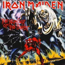 Iron Maiden – The Number Of The Beast 1982/2014 LP (2564625240)