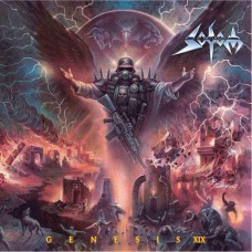 Виниловая пластинка  Sodom – Genesis XIX 2020 2LP (SPV 243581)