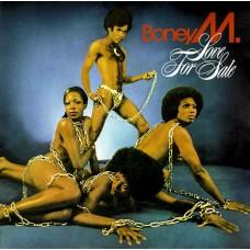 Boney M. – Love For Sale 1977/2017 LP (88985409261)