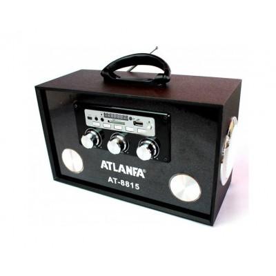 Портативная колонка Atlanfa АТ-8815