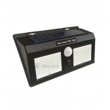 Уличный светильник с датчиком движения на солнечных батареях 1626A