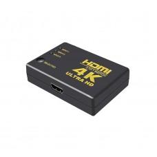 Коммутатор hdmi Switch 3T01 на 3 устройства