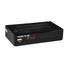 Тюнер Tiger T2 IPTV Plus
