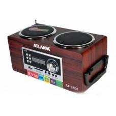 Радиоприемник - портативная колонка Atlanfa AT-8808