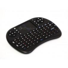 Беспроводная клавиатура с тачпадом для смарт ТВ