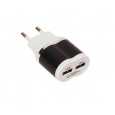 Зарядное USB 2.1A 2USB