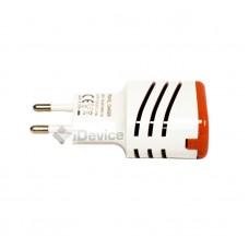 Адаптер 220V-USB 5V 2.1A на 2USB